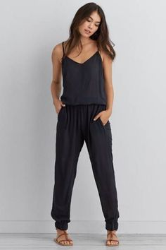 6 casual jumpsuit outfits for college