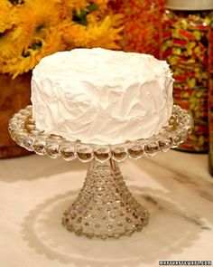 "Lady Baltimore Cake ------------ This delicious Lady Baltimore cake recipe is from ""I Like You,"" by Amy Sedaris."