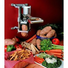 Easy fry cutter - stavskäraren av guds nåde