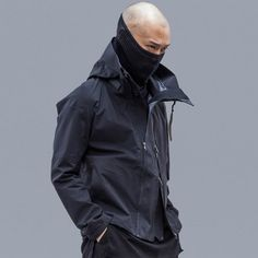 ACRONYM 2016 Fall/Winter Collection: The epitome of form and function. Gore Tex Jacket, Fall 2016, Winter Collection, Street Wear, Fall Winter, Menswear, Street Style, Mens Fashion, Casual