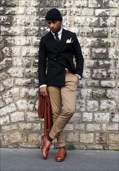 Latest Coat Pant Designs Black Double Breasted Men Suit Casual Slim Fit Custom Made Skinny Men Tuxedo 2 Pieces Masculino S Mens Fashion Blog, Mens Fashion Suits, Fashion Moda, Men's Fashion, Fashion Black, Fashion Guide, Mode Bcbg, Mode Lookbook, Fashion Lookbook