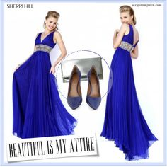 Sexy Prom Gown #10 by makingastatement on Polyvore featuring Sherri Hill and Sportmax