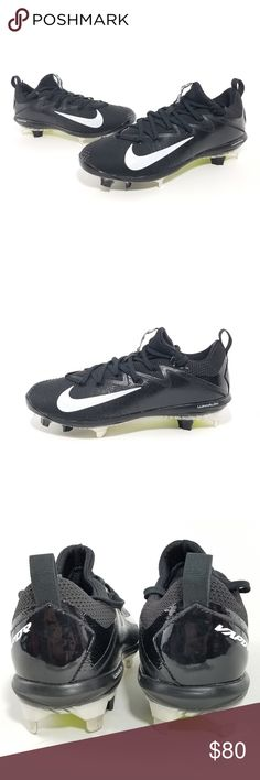 the latest 643e5 596b3 Nike Lunar Vapor Ultrafly Elite Baseball Cleats 10 Brand New Without The  Box. 100%