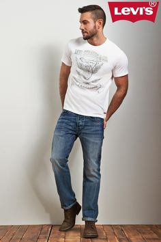 Levi's® White Wings T-Shirt