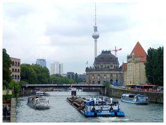 Mitte - La Spree - Berlin