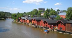 Experience another side of Finland. The medieval town of Porvoo has a completely different spirit as compared to Helsinki. Settled and visited by artists, poets, and kings, this beautiful wooden town played a crucial role in the country's history.