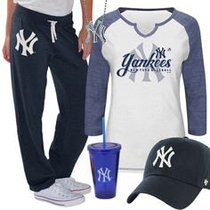 New York Yankees Outfit