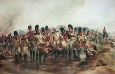 The Battle of Albuera (16 May 1811) was an indecisive battle during the Peninsular War. A mixed Spanish, British and Portuguese corps engaged elements of the French Armée du Midi (Army of the South) at the small Spanish village of Albuera, about 20 kilometres (12 mi) south of the frontier fortress-town of Badajoz, Spain.
