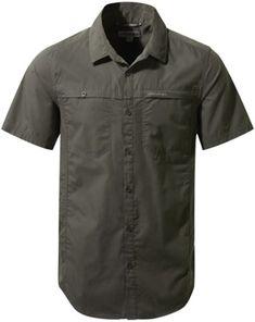 658c029f Craghoppers Men's Kiwi Trek Shirt Men Hiking, Outdoor Apparel, Travel  Shirts, Kiwi,