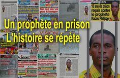 Un prophète en prison - L'histoire se répète