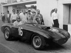 1950 Ferrari 275S/340 America Barchetta by Scaglietti | Monterey 2015 | RM Sotheby's