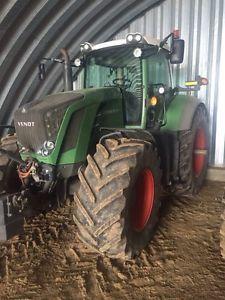 2011 Fendt 824 Tractor for sale by owner on HEavy Equipment Registry http://www.heavyequipmentregistry.com/heavy-equipment/15815.htm