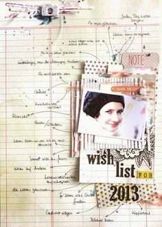 Scrapbook Trend: The stunning and inspiring pages !!!