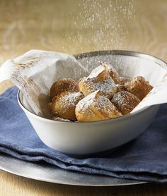 Mmmmm.... Zeppoles from Michelle Bernstein! Get the full recipe now, only on macys.com/culinarycouncil