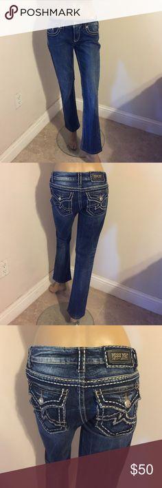Miss Me Denim Brand Irene Skinny Size 30/30 1/2 Pre-Owned Miss Me Denim Brand Irene Skinny Size 30/30 1/2 Miss Me Jeans Skinny