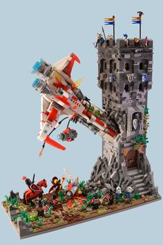 43 Lego Medieval fantasy War Ideas – How to build it