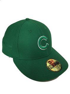 a5b3ac5c785447 CHICAGO CUBS KELLY GREEN DIAMOND ERA