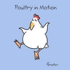 Sandra Boynton - March 19 is Poultry Day. Best of cluck.
