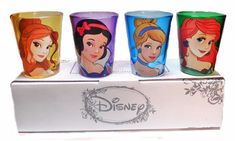 These shot glasses: | 29 Things To Help You Embrace Your Inner Disney Princess