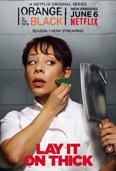 #OrangeIsTheNewBlack Season 2 | Netflix
