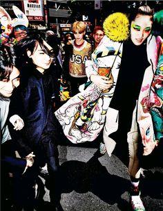 Chiharu Okunugi by Mario Testino for Vogue Japan November 2014 3
