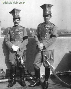 Polish lancers, Austrian army