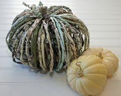 Make 3D Paper Pumpkins