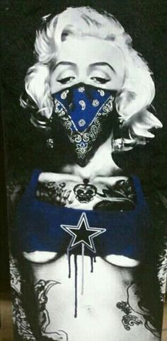 cowboys, um no; but marilyn is ok@