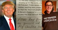 Teacher Who Wrote Anti-Trump Question On Kid's Homework Gets More BAD NEWS