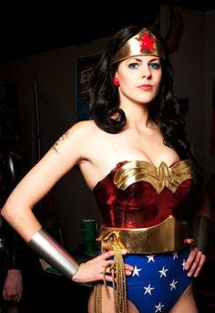 Fun with Cosplay: the Star-Spangled Edition Wonder Woman – Geeks are Sexy Technology News