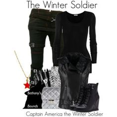 The Winter Soldier // Bethany