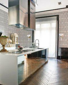99 meilleures images du tableau Cuisine blanche | Kitchen white ...