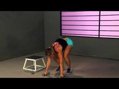 5-min Body Boost Arm Workout: SFit Workout #6 - YouTube