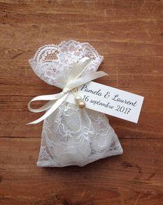Ate el bolso del favor favores de la boda italiana bolsas