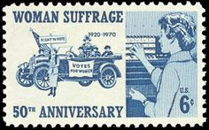 Woman Suffrage, 1970