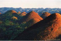 Chocolate Hills, Bohol