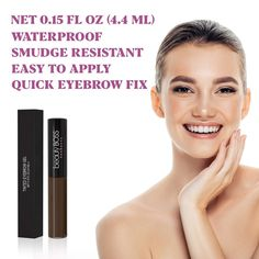 Long lasting waterproof colored brow gel effortlessly creates the appearance of fuller and thicker brows. Long-lasting Tinted Dark Brown Brow Gel Brow Tutorial, Classic Wedding Hair, Best Eyebrow Products, Beauty Products, Makeup Pictorial, Thick Brows, Eyebrow Tinting, Beauty Shoot, Brow Gel
