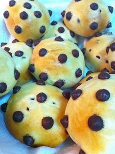 doowaps con Thermomix Chocolate Brioche, Thermomix Desserts, Pan Dulce, Sweet Bread, Doughnut, Baked Goods, Muffin, Cooking Recipes, Sweets