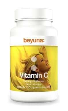 Vitamine C is een antioxidant die de lichaamscellen beschermt en nodig is om bloedvaten gezond te houden. Daarbij is het noodzakelijk voor het onderhouden en opbouwen van gezonde botten, tanden, kraakbeen, tandvlees en de huid. Vitamine C ondersteunt het immuunsysteem, centraal zenuwstelsel, bevordert de energiestofwisseling en verhoogt de ijzeropname.