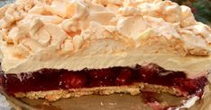 Cheesecake, Desserts, Food, Meal, Cheesecake Pie, Hoods, Dessert, Cherry Cheesecake Shooters, Cheesecakes