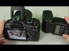 ▶ How to Use Canon Off Camera Wireless TTL Flash System - YouTube
