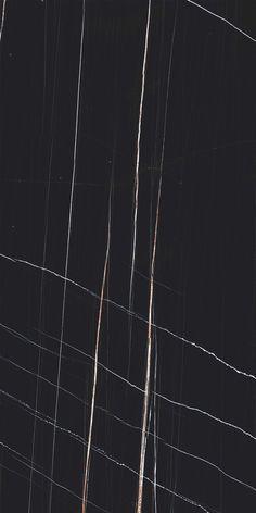 Florim Magnum Oversize - Stones&More Sahara Noir #black #marble #tile #porcelain #extralarge #slabs