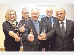 2013-03-21 CSU: Mit verjüngtem Vorstand in den Kommunalwahlkampf