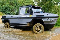 Amphibious Vehicle, Diesel Engine, Antique Cars, Monster Trucks, Vehicles, Vintage Cars, Car, Vehicle, Tools
