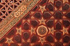 Turkish-Islamic arts, Anatolia Wood craft