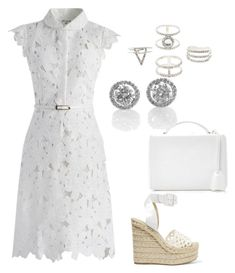 """Untitled #672"" by mchlap on Polyvore featuring Mark Cross, Chicwish, Paloma Barceló and Charlotte Russe"