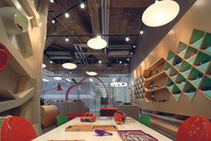 apple & pie - children-shoe boutique - by Stefano Tordiglione Design, Hong Kong. #retail #design #boutique