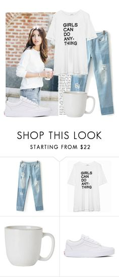 """Saturday Morning"" by nymph373 ❤ liked on Polyvore featuring Zadig & Voltaire, Juliska and Vans"