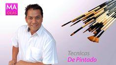Técnicas de Pintado con Miguel Rincón
