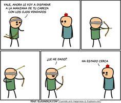 Cyanide and happiness - Tiras de Humor, Humor Gráfico en Español - Cómics de Humor